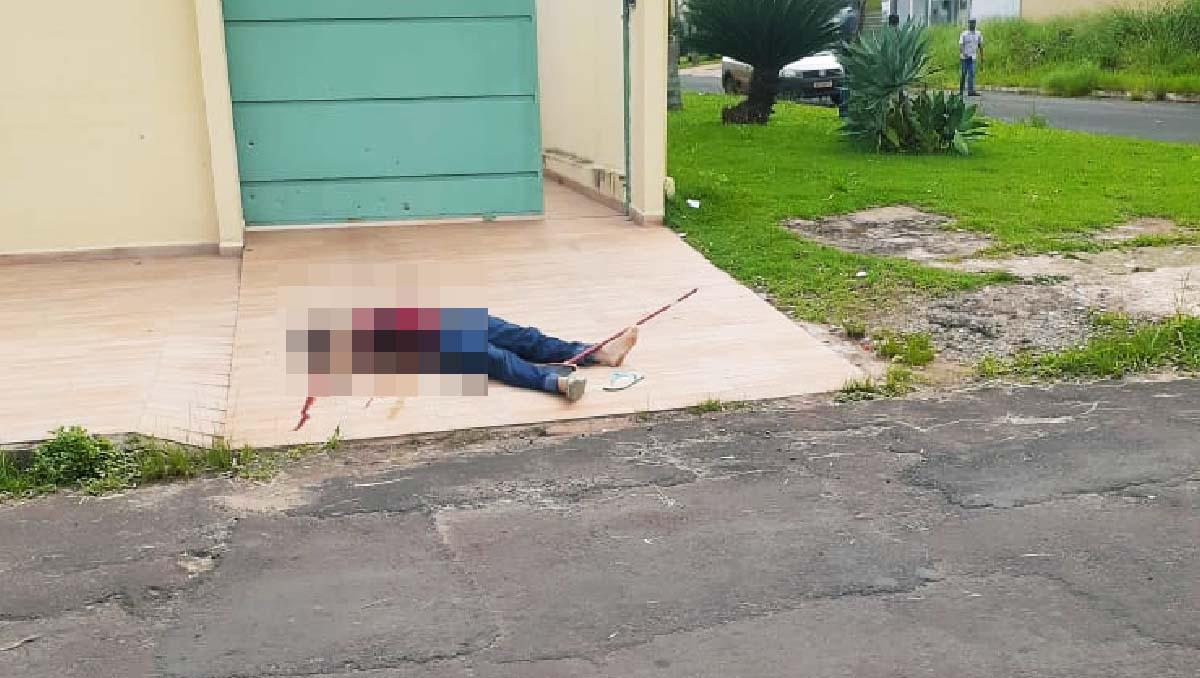 Read more about the article Homem é morto a tiros enquanto varria calçada de casa em Ponta Porã