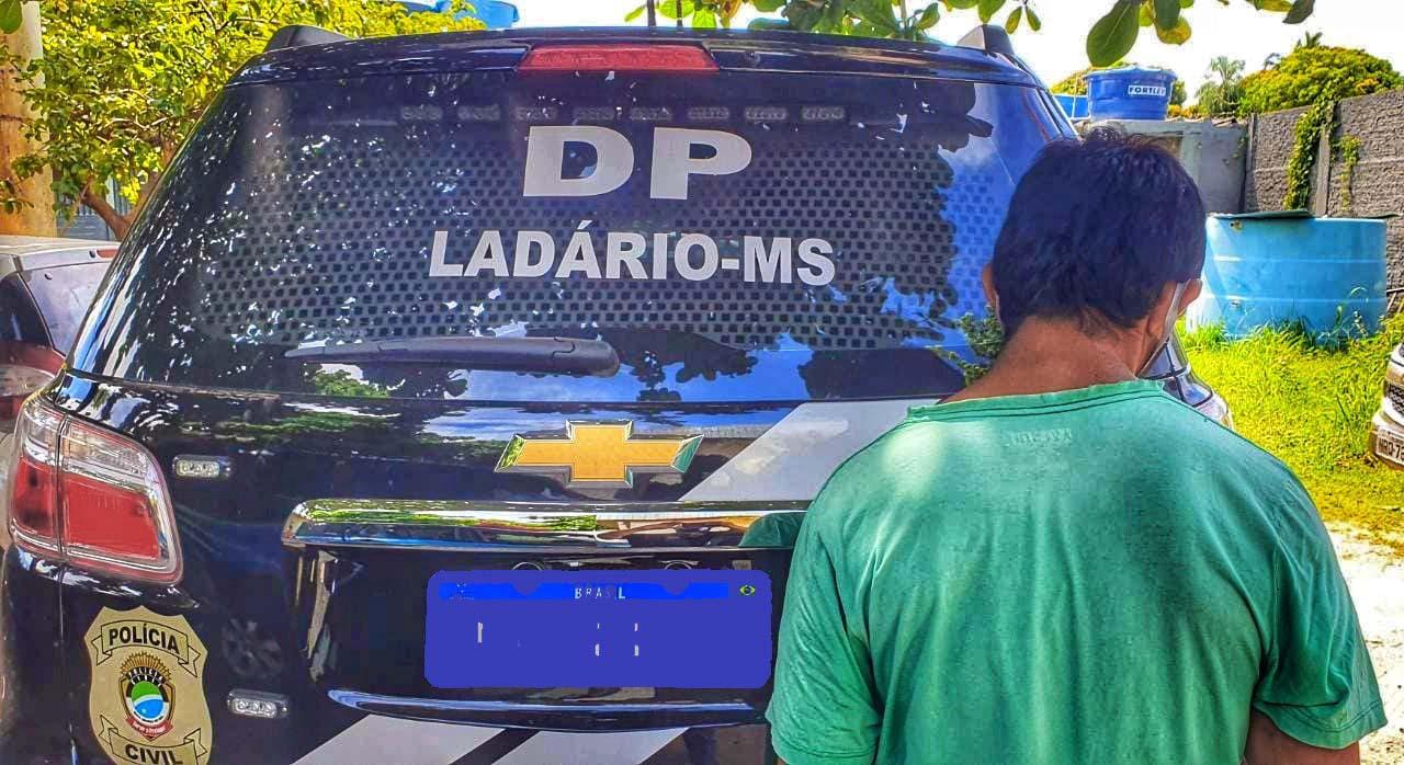 Read more about the article Condenado por latrocínio é preso pela Polícia Civil de Ladário