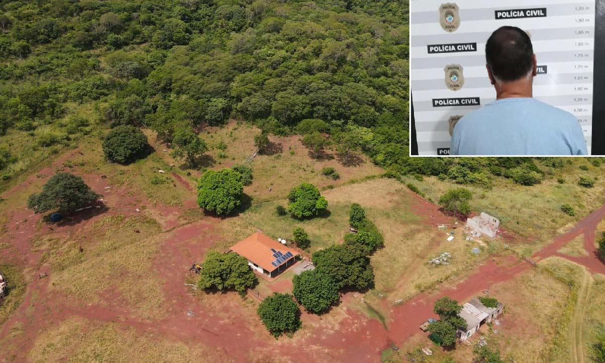 Read more about the article Suspeito de crimes tributários no Paraná é preso pela Polícia Civil de Ladário