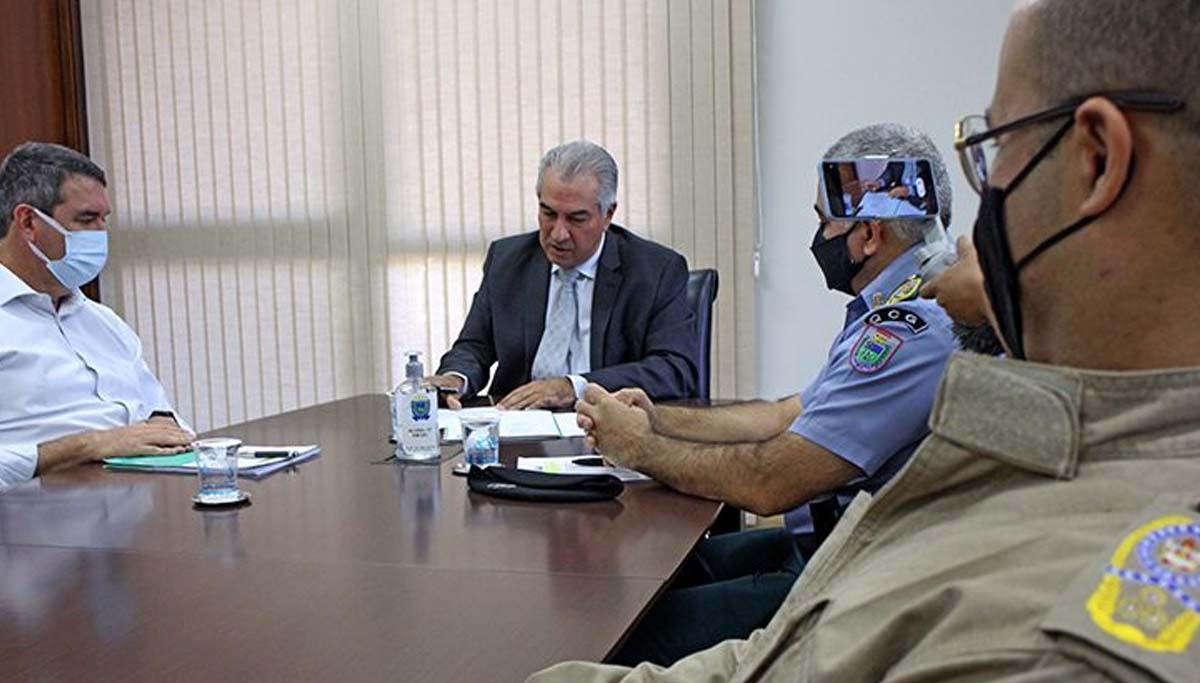 You are currently viewing Governo do Estado convoca mais 347 policiais e bombeiros aprovados em Concurso