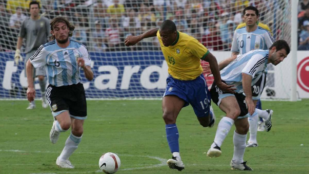 You are currently viewing Após 14 anos, Brasil e Argentina voltam a se encontrar na final da Copa América