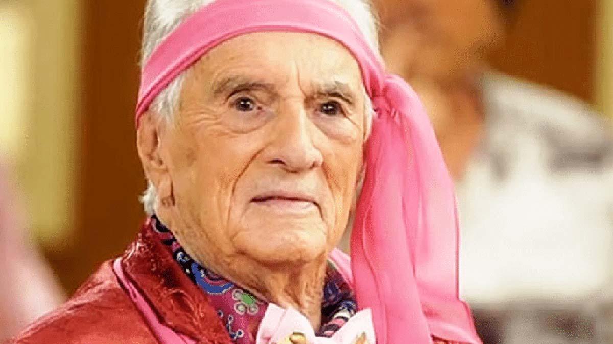 Read more about the article Orlando Drummond, intérprete do seu Peru, morre no Rio aos 101 anos