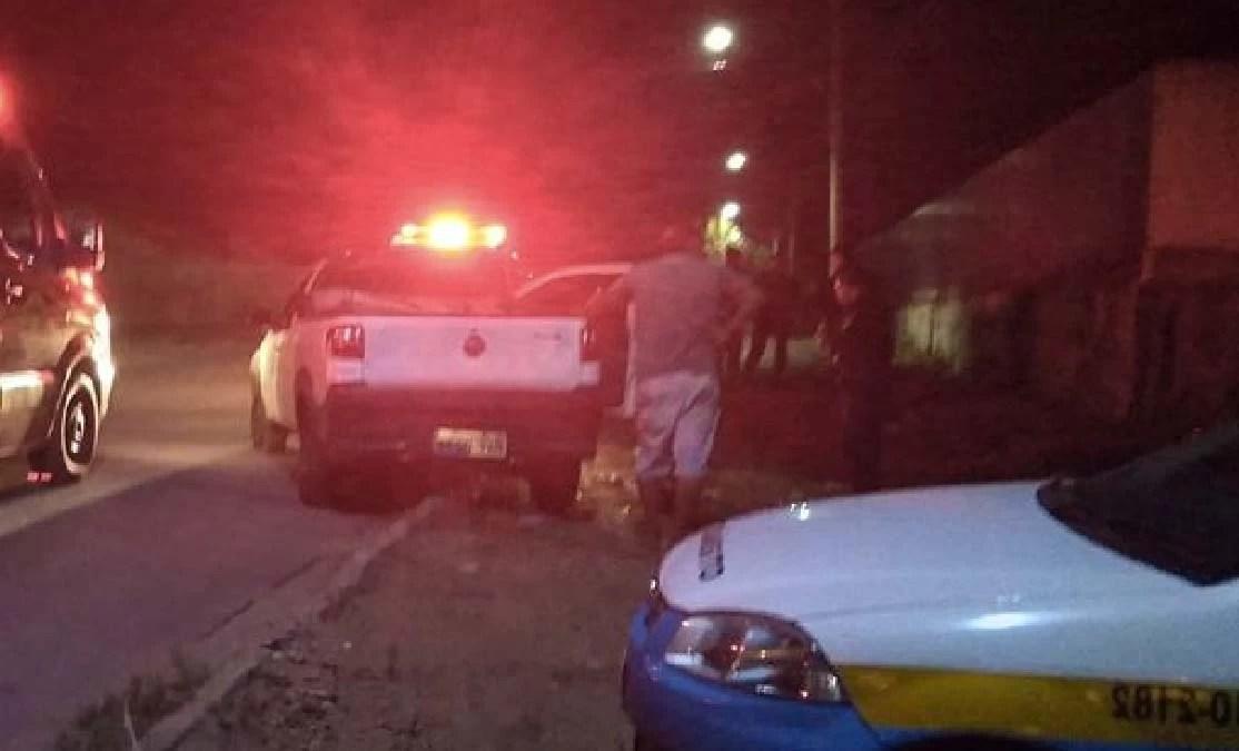 Read more about the article Após atropelar casal e atirar contra duas pessoas policial civil é preso em Corumbá