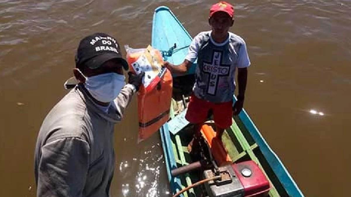 Read more about the article Evander solicita à Marinha realização de prova para condução de embarcações em distritos de Corumbá