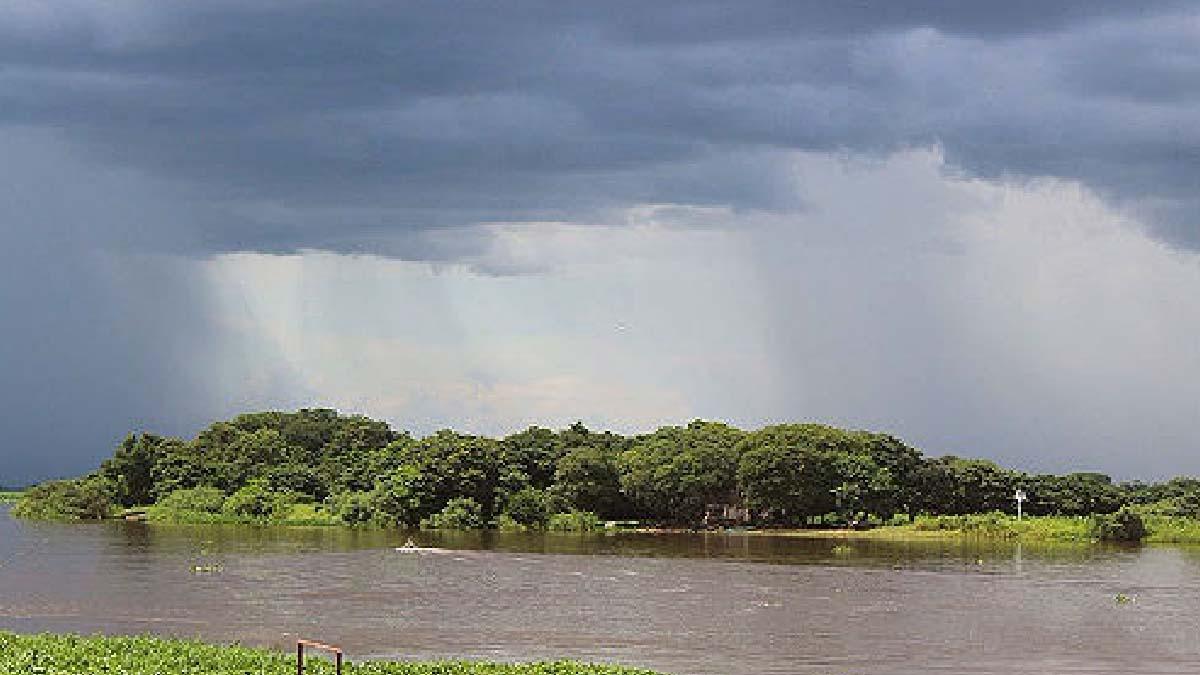 Read more about the article Sábado começa com tempo istável e INMET mantém previsão de temporal em MS