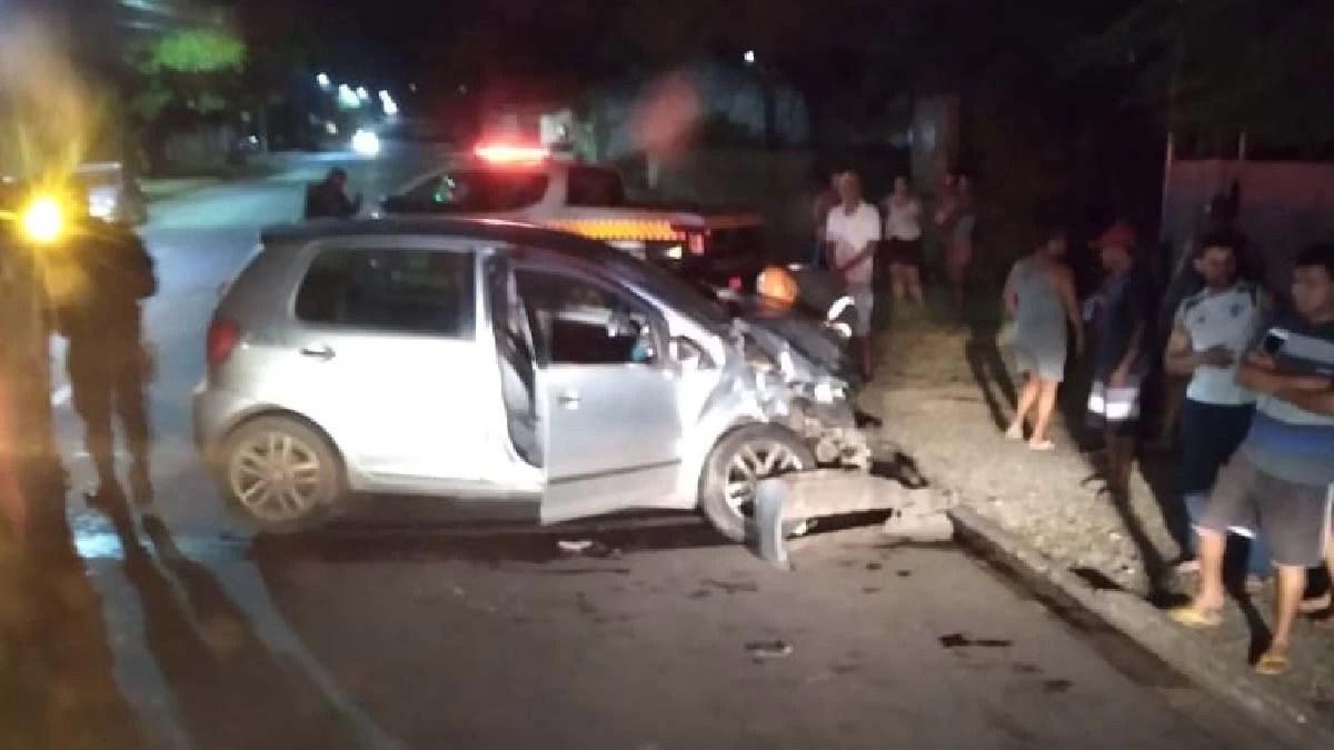 You are currently viewing Motorista foge após colidir em carro com gestante de 7 meses em Corumbá