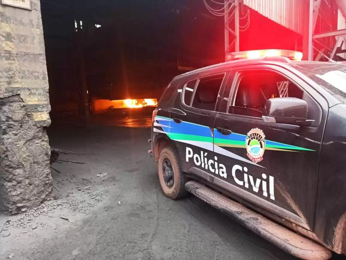Read more about the article Polícia Civil de Corumbá realiza a incineração de 12 quilos de entorpecentes