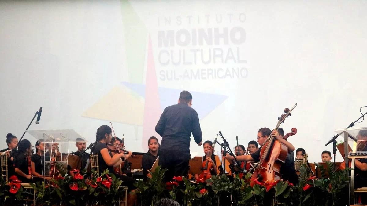 Read more about the article Orquestra de Câmara do Pantanal retoma apresentações presenciais em Corumbá