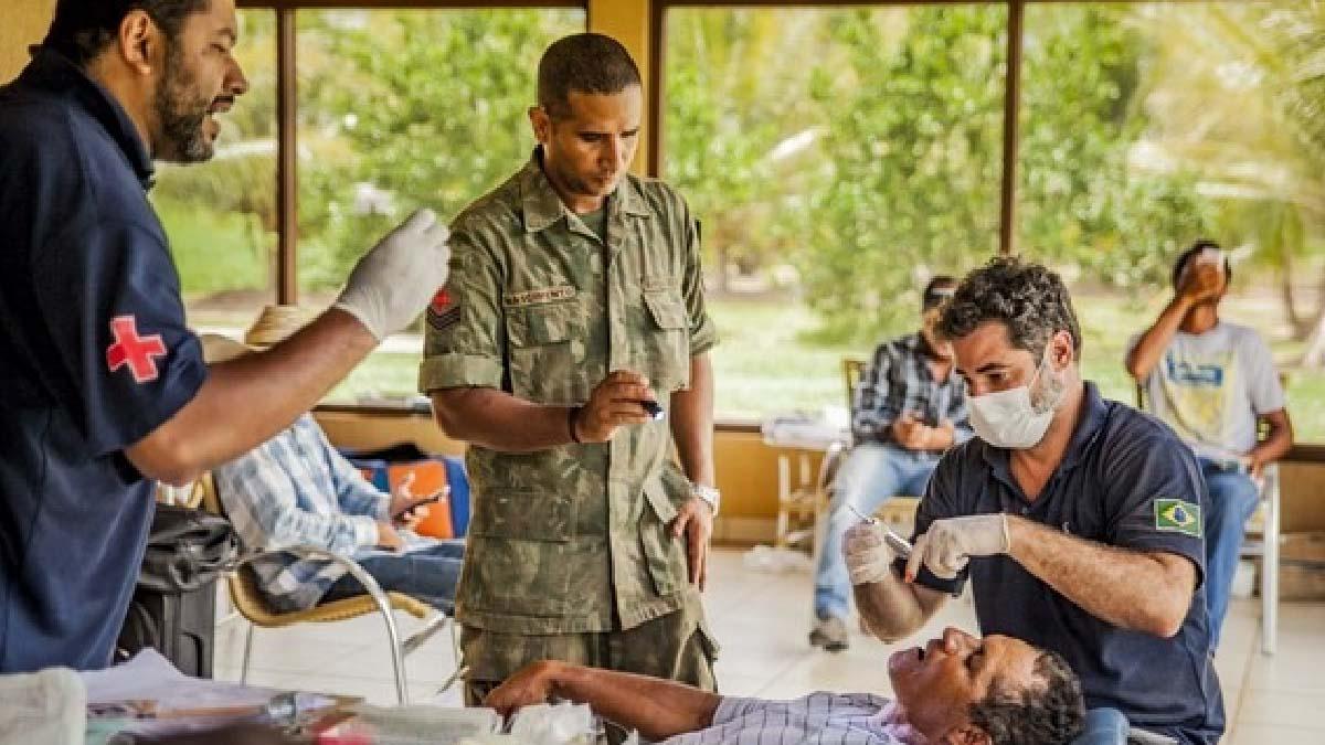 Read more about the article Médicos do Brasil vão percorrer mais de mil quilômetros levando assistência às comunidades do Pantanal