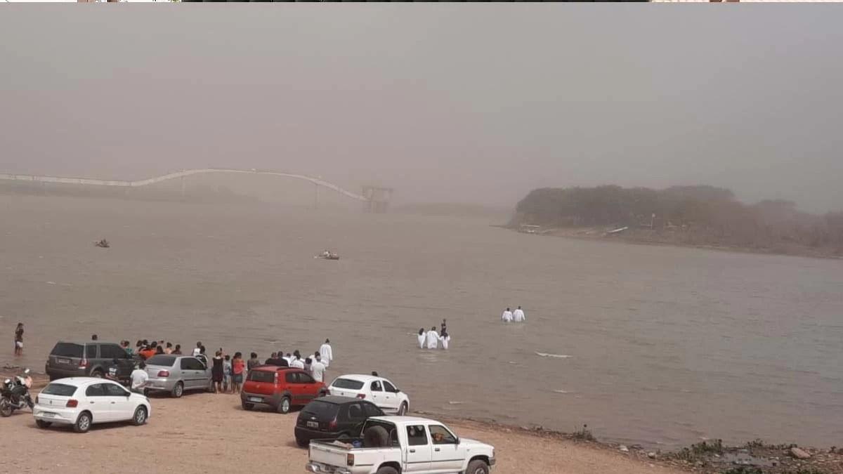 Read more about the article Corumbá é tomada por tempestade de cinzas neste domingo | vídeo
