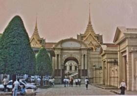 Phra Kaeo em camadas de luz