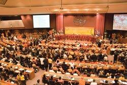 Nas Nações Unidas