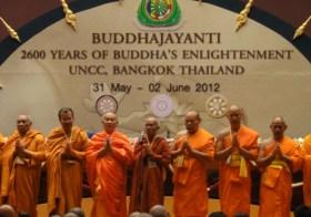Vesak na Thailândia – dia 1