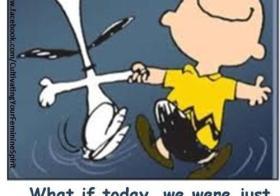 E se hoje ficássemos gratos por tudo?