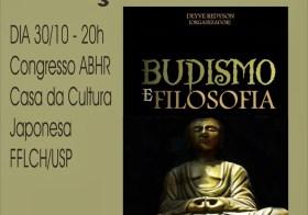 """Lançamento do livro """"Budismo e Filosofia"""""""