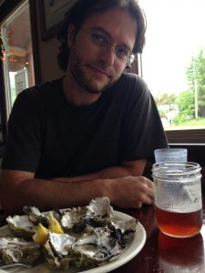 Hood Canal Oysters