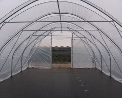 Tunnelfolie op maat gemaakt
