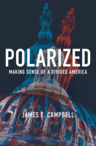 Cover of the book Polarized Making Sense of a Divided America.