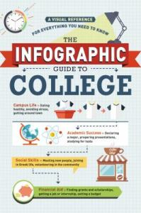 Infographic Guide to College book cover