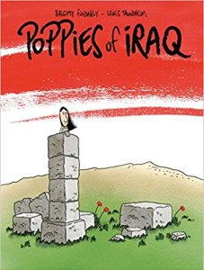 Cover of the novel Poppies of Iraq