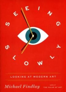 Cover of Seeing Slowly Looking at Modern Art