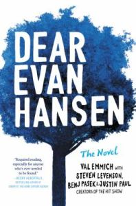 Cover of the book Dear Evan Hansen