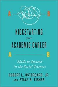 Cover of the book Kickstarting your Academic Career.