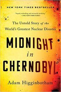 Cover of the book Midnight in Chernobyl.