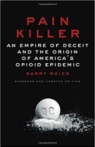 Cover of the book Pain Killer.