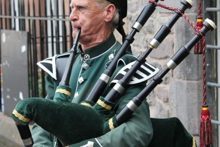 Schottisches Flair – der Dudelsack - Great Highland Bagpipe