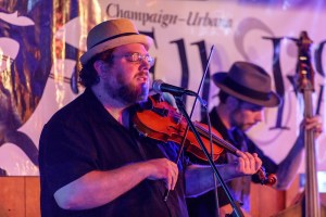 Bluegrass jam @ Lincoln Square Mall in southwest corridor | Urbana | Illinois | United States