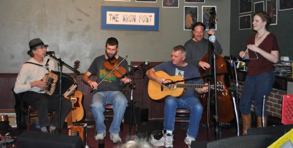 Cornstalkers Cajun Band