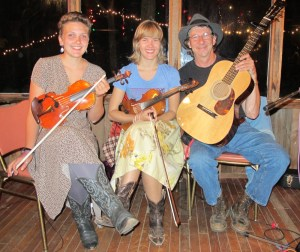 Yellow Jacket Stringband
