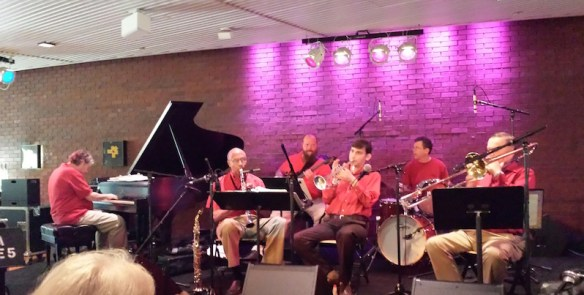 New Orleans Jazz Machine