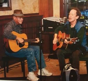 John Lindell and Matt Stewart