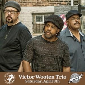 Victor Wooten Trio