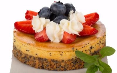 Ostekake er en kjent klassiker i hele verden