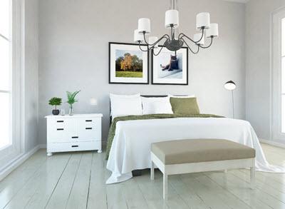 En god madrass avlaster og støtter. Dynen skal ikke være for varm.
