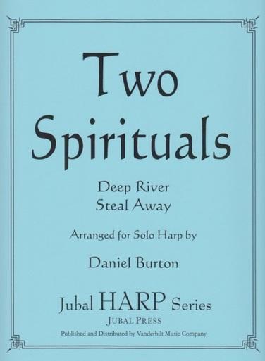 Two Spirituals Burton