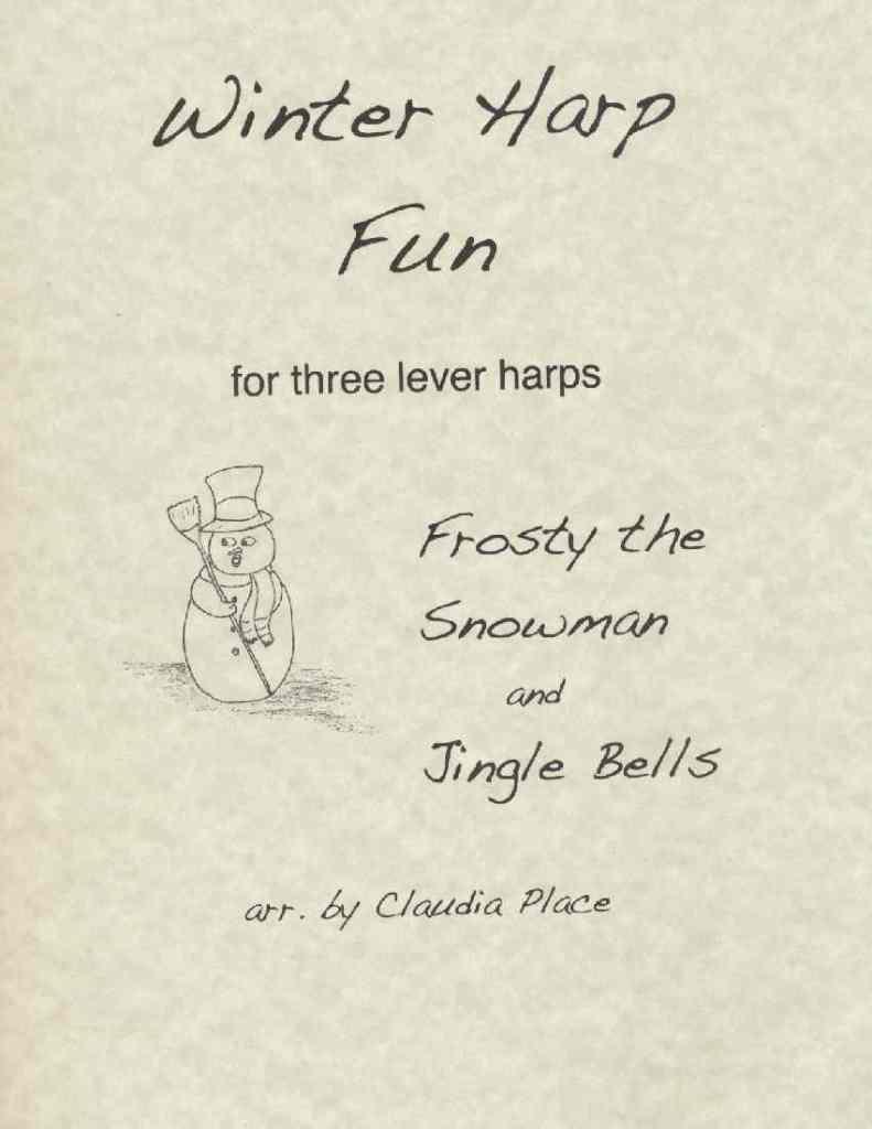 Winter Harp Fun Cover