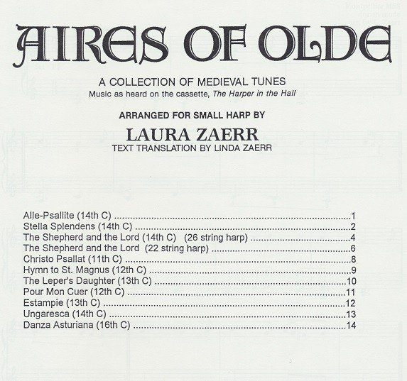 Aires of Olde