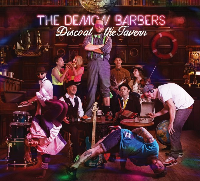 The Folking Winners - Disco At The Tavern