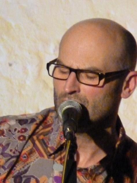 Steve Pledger live