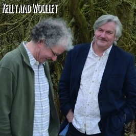 Kelly And Woolley announce debut album