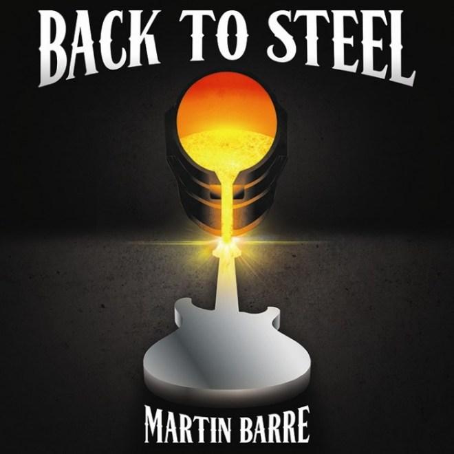 Martin Barre releases new album
