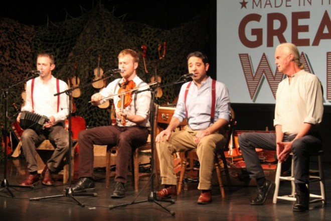 MADE IN THE GREAT WAR – Live at Forest Arts, New Milton