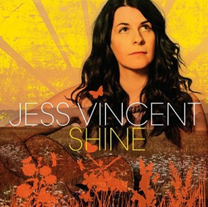 JESS VINCENT Shine