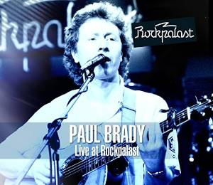 Paul Brady releases live CD and DVD set