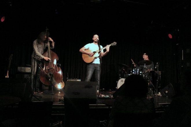 The Sam Carter Trio