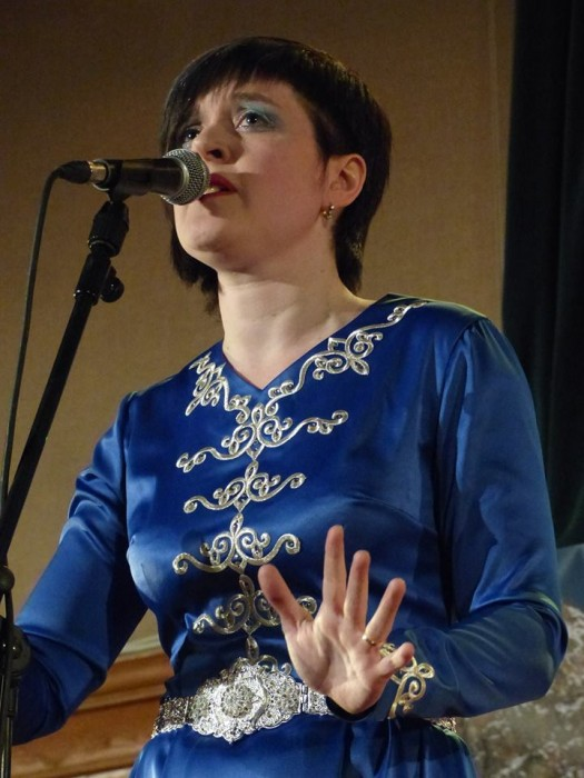 Daria Kulesh live